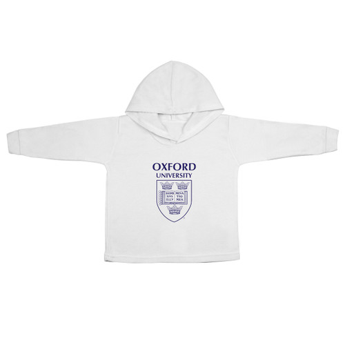 Official Oxford University Pocket Shield Baby Hoodie