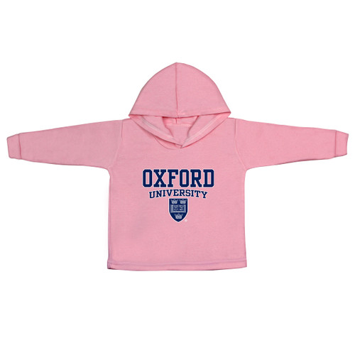 Official Oxford University Crest Baby Hoodie