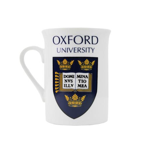Oxford University College Shield Fine China Mug