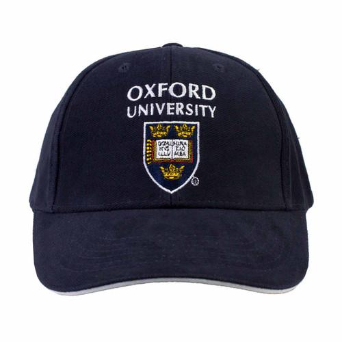 Official Oxford University Shield 'Logo' Baseball Cap