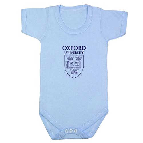 Official Oxford University Pocket Shield - Baby Bodysuit