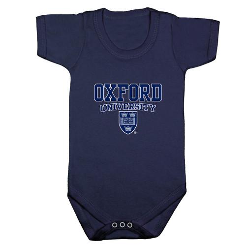 Official Oxford University Crest - Baby Bodysuit