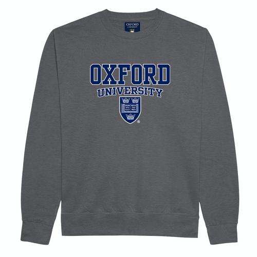Official Oxford University Crest Sweatshirt