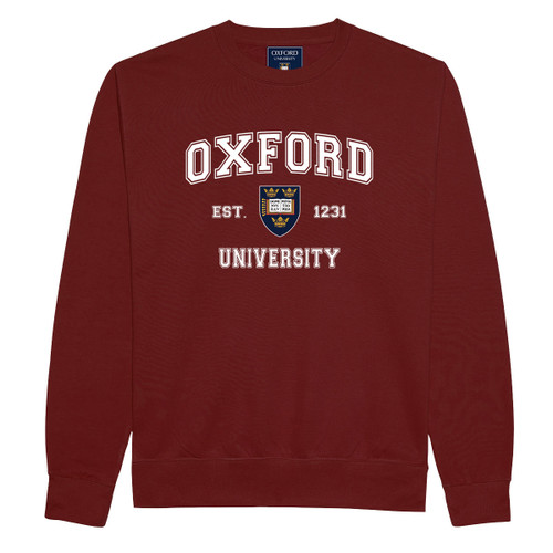 Official Oxford University 'Harvard Style' Sweatshirt