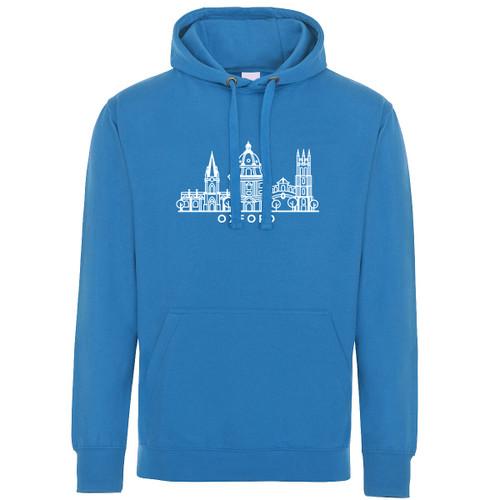 Oxford Landmarks Adult Hoodie