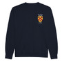 All Souls College Embroidered Sweatshirt - Navy