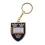 Oxford University Shield Metal Keyring