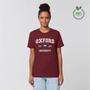 Organic Cotton Official Oxford University 'Harvard' T-Shirt
