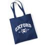 Oxford Bridge Cotton Tote Shopping Bag