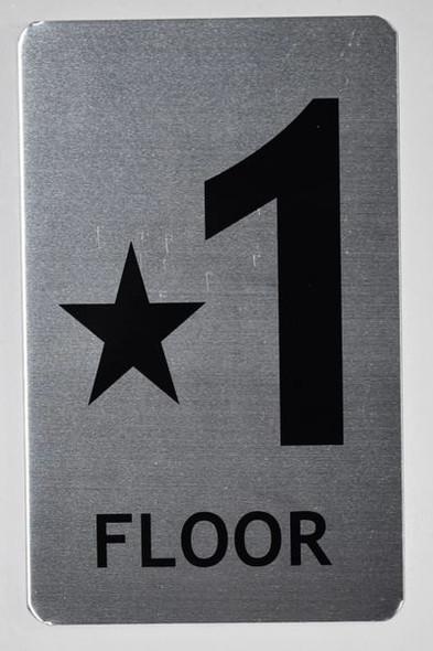 Star Floor ONE Number