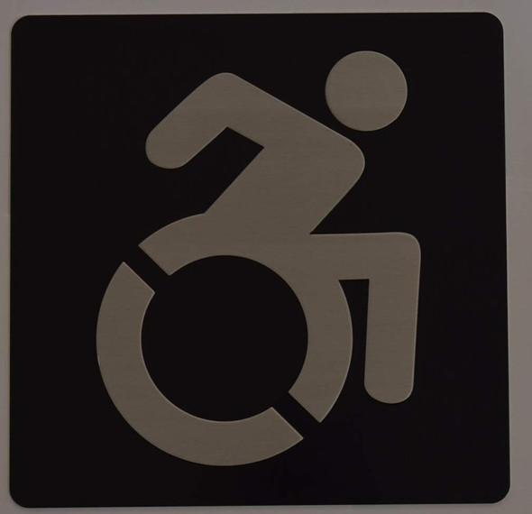 ADA International Symbol of Accessibility ISA