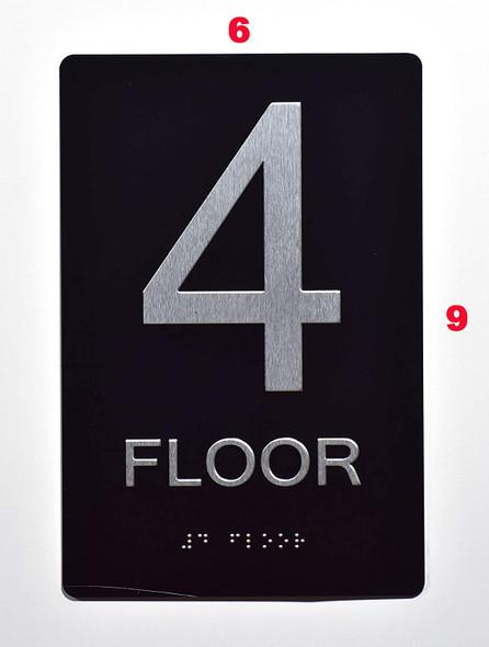 Floor Number  -4TH Floor ,