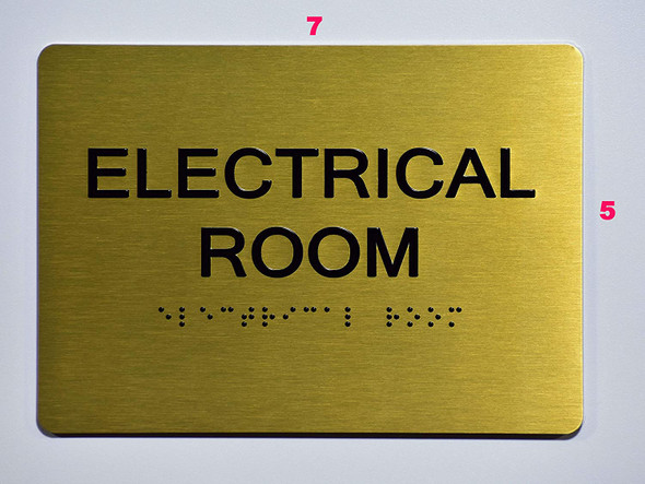 Electrical Room  -,