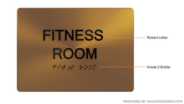 Fitness Room -,