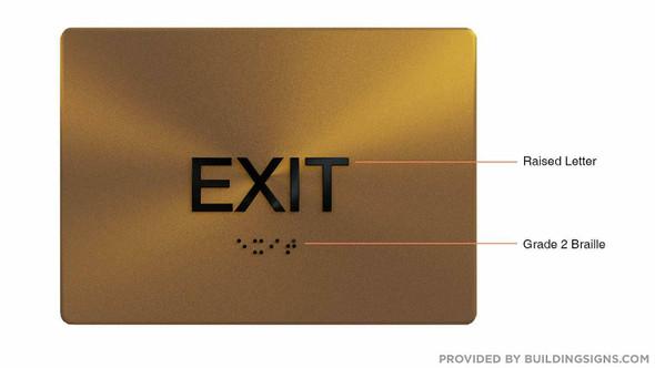 EXIT -,
