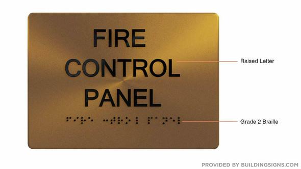 FIRE Control Panel  - ,
