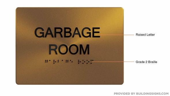 Garbage Room  - ,