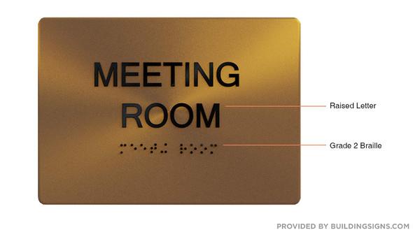 Meeting Room - ,