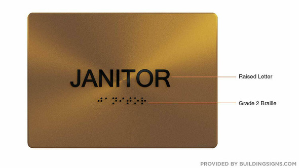 Janitor  - ,