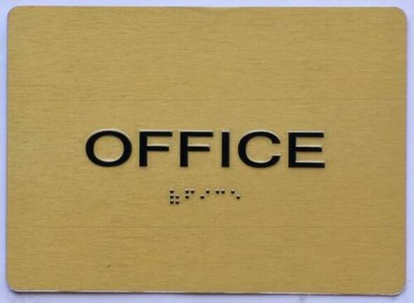 Office  Signage- ,
