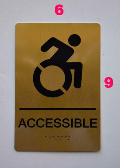 ACCESSIBLE  - ,