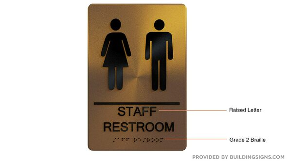 Staff Restroom   ,