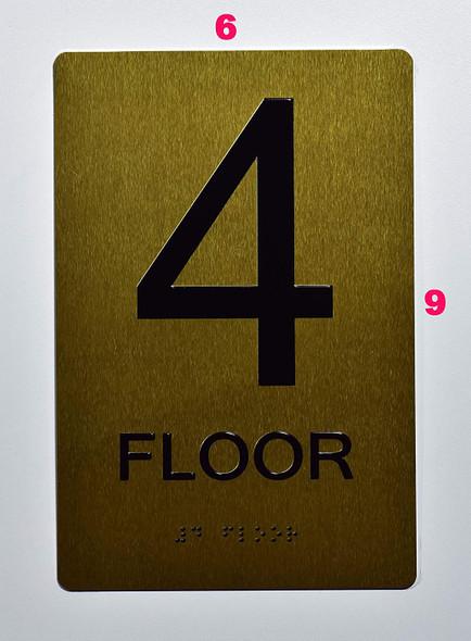 Floor 4 - 4th Floor - ,