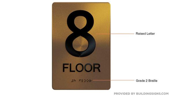 Floor 8 - 8th Floor - ,