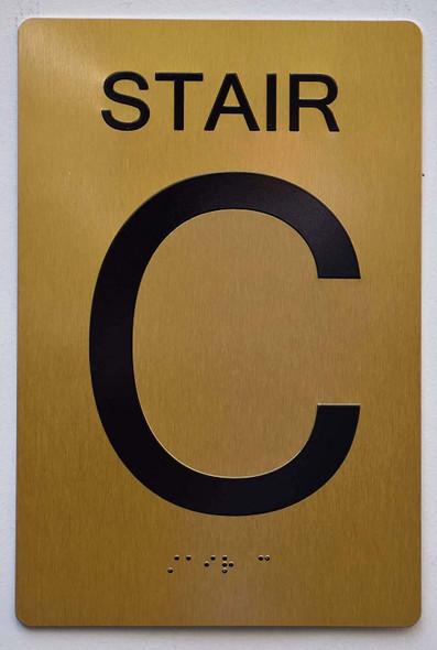 Stair C -  ,