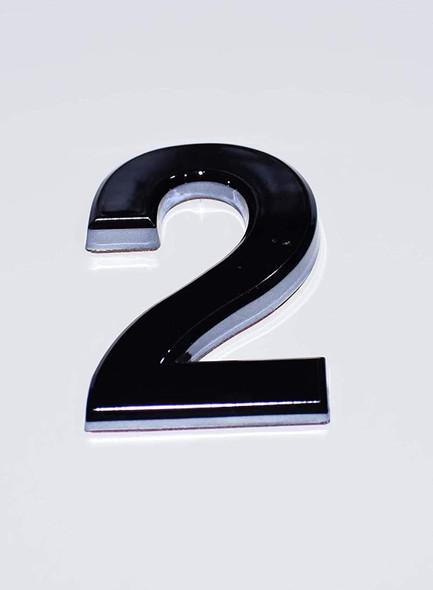 Apartment Number  Signage/Mailbox Number  Signage, Door Number  Signage. Number 2