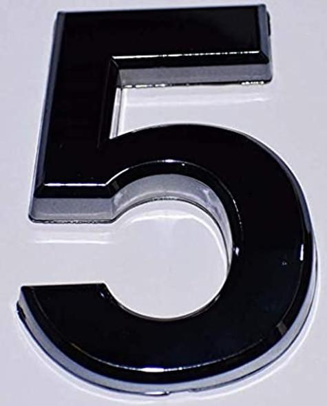 Apartment Number  Signage/Mailbox Number  Signage, Door Number  Signage. Number 5