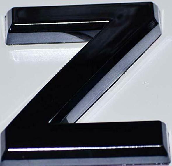 1 PCS - Apartment Number  Signage/Mailbox Number  Signage, Door Number  Signage. Letter Z