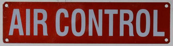 AIR Control  Signage