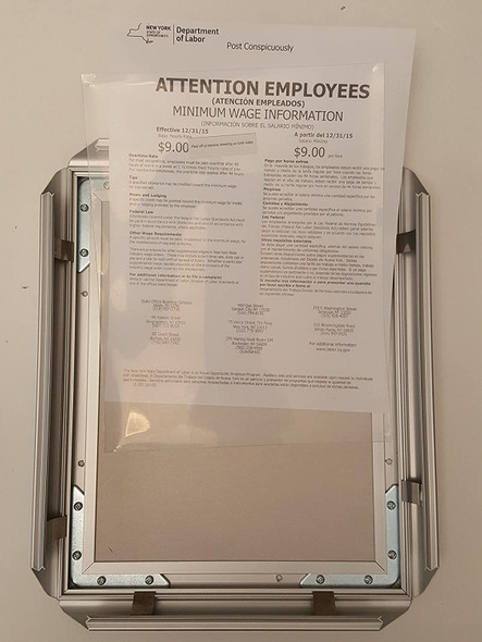 NYS Department of Labor Frame HPD
