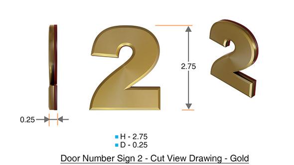 Apartment Number /Mailbox Number , Door Number . Number 2 ,3D,