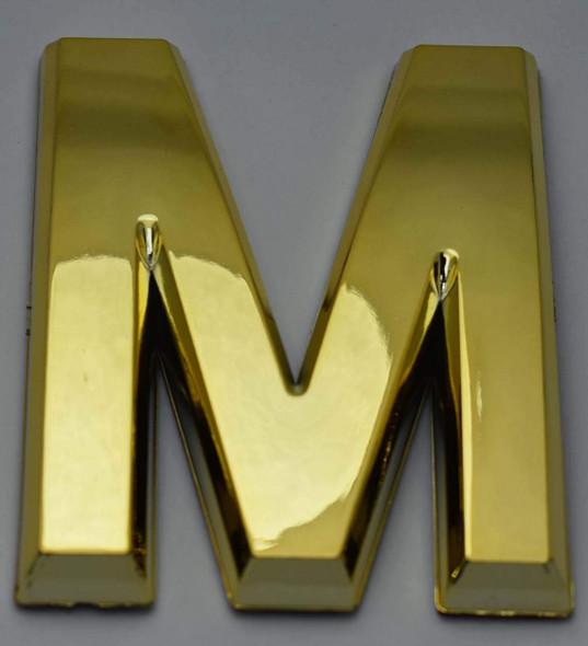 1 PCS - Apartment Number /Mailbox Number , Door Number . Letter M