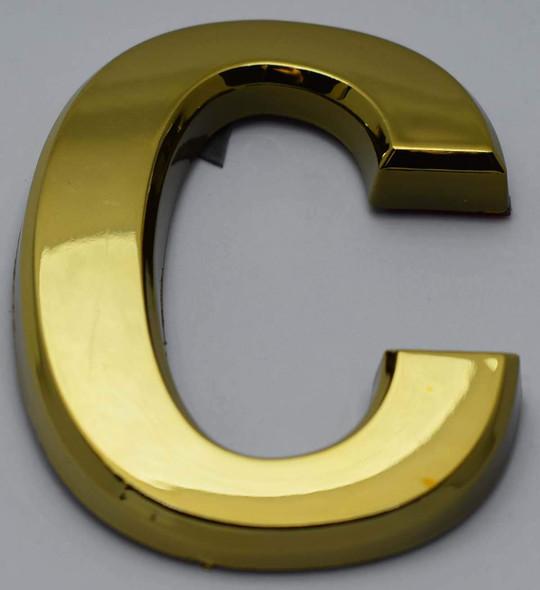 1 PCS - Apartment Number /Mailbox Number , Door Number . Letter C ,