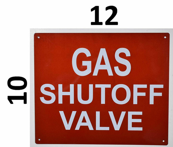 Gas SHUTOFF Valve