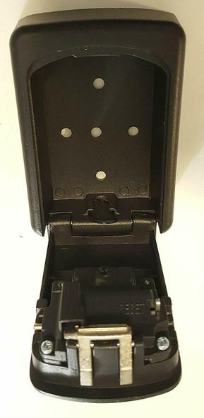 Key Storage Lock Box, 4-Digit Combination Signage