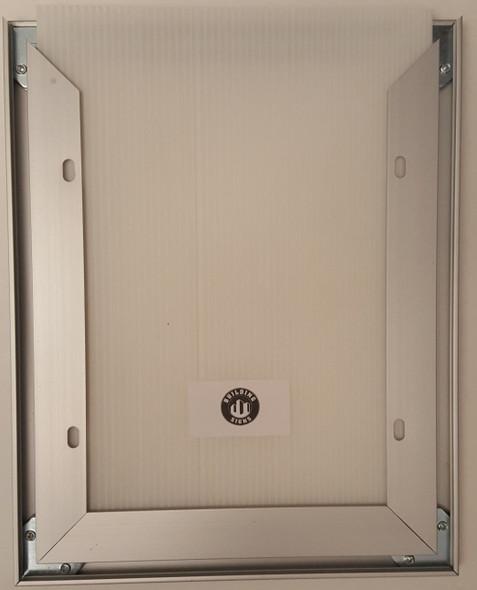 HPD -NYC Sanitary Inspection Grade Frame
