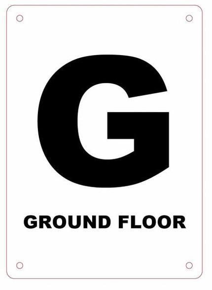 Ground Floor  Signage