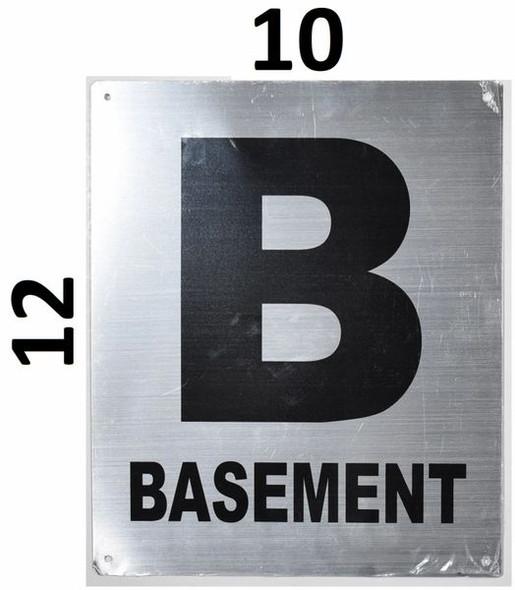 Basement Floor Number