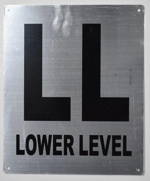 Lower Level  Signage