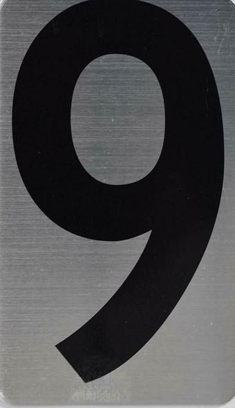 House Number  Signage/Apartment Number  Signage- Nine9