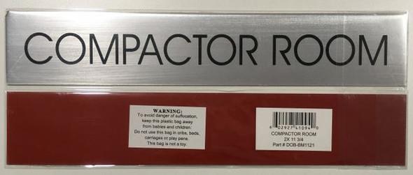 COMPACTOR ROOM  - Delicato line
