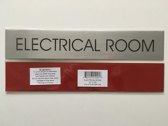 ELECTRICAL ROOM  - Delicato line