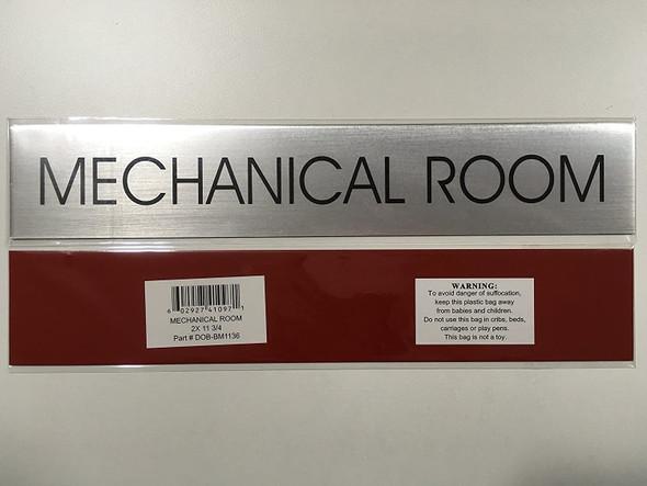 MECHANICAL ROOM  - Delicato line