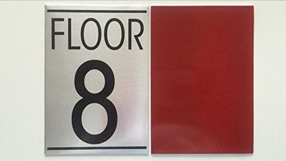 FLOOR EIGHT 8  -Delicato line