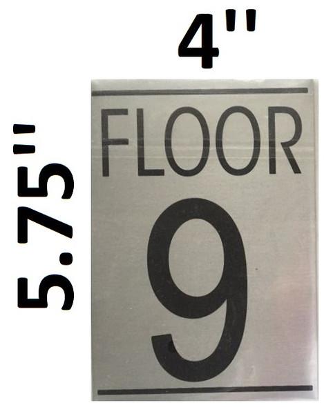 FLOOR NINE 9  -Delicato line