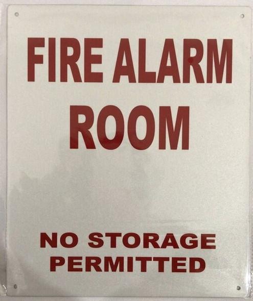 FIRE Alarm Room  Signage